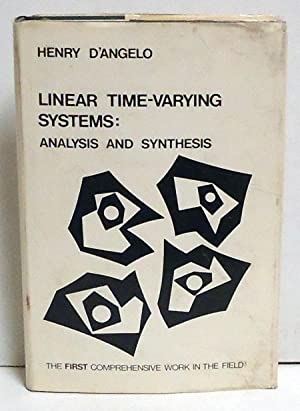 Linear Time-Varying Systems: Analysis and Synthesis: D'Angelo, Henry