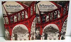 The Victorian City: Images and Realities 2-Vol Set: Dyos, H.J.;Wolff, Michael