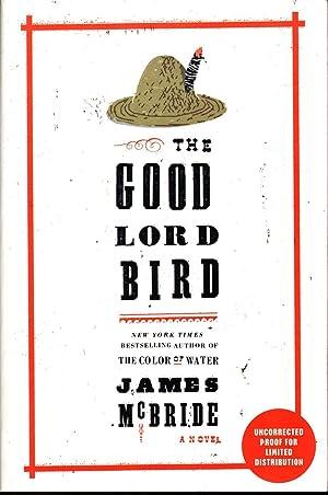 The Good Lord Bird: McBride, James