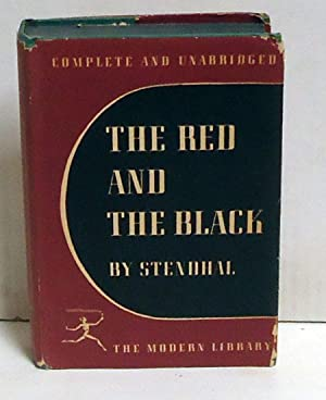 The Red and the Black: Stendhal, Marie-Henri Beyle