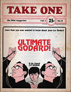 Take One Vol 2 No 10: Lebensold, Peter, Ed.