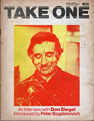 Take One Vol 3 No 4: Lebensold, Peter, Ed.