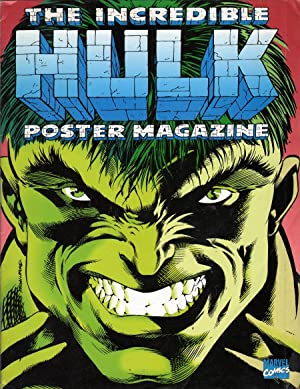 The Incredible Hulk Poster Magazine Vol 1 No 1: Thomas, Roy, Ed.