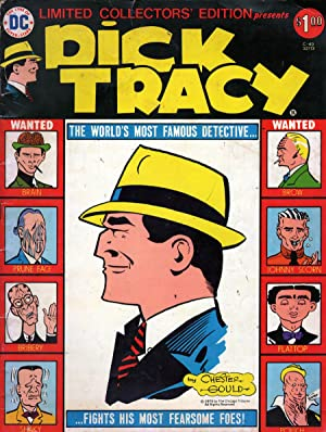 Dick Tracy Limited Collectors' Edition No 4