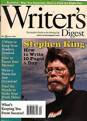 Writer's Digest Vol 81 No 4: Rigney, Melanie, Ed.