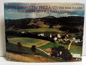New England: The Four Seasons: Griffin, Lee C.;Griffin, Arthur