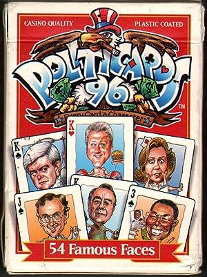 Politicards '96: Green, Peter