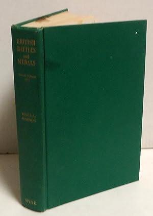 British Battles and Medals: Gordon, Major L.L.; Edward C. Joslin