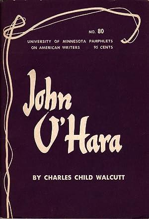 John O'Hara: Walcutt, Charles Child