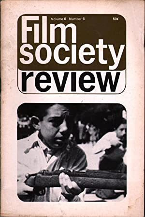 Film Society Review Vol 6 No 6: Starr, William A., ed