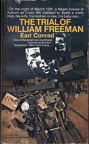 The Trial of William Freeman: Conrad, Earl