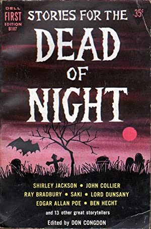 Stories for the Dead of Night: Congdon, Don, Ed.