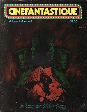 Cinefantastique Vol 5 No 1: Clarke, Frederick S., Ed.