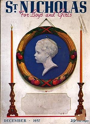 St. Nicholas for Boys and Girls Vol LXV No 2: Coyne, Vertie A., Ed.