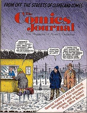 The Comics Journal No. 97: Groth, Gary, Editor