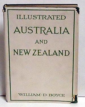 Australia and New Zealand: Boyce, William D.