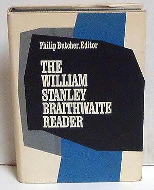 The William Stanley Braithwaite reader: Butcher, Philip, Ed.