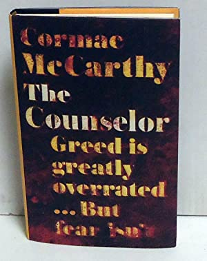 The Counselor: McCarthy, Cormac