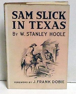 Sam Slick in Texas: Houle, W. Stanley