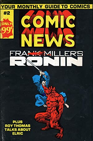 Comic News #2: Schuster, Hal, Ed.