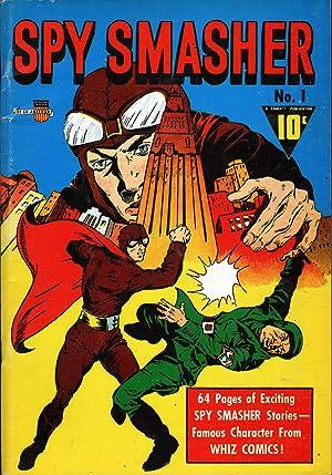 Special Edition Reprints #1: Spy Smasher: Light, Alan L., Ed.