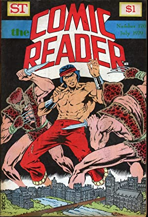 Comic Reader Vol 1 No 170: Sinkovec, Jerome, Ed.