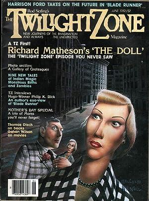 The Twilight Zone Vol 2 No 3: Klein, T.E.D., Ed.
