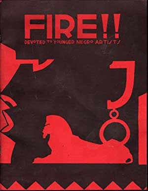 Fire!! a Quarterly Devoted to the Younger: Thurman, Wallace et