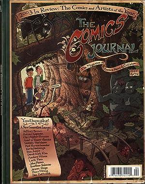 Comics Journal #259: Groth, Gary, Editor