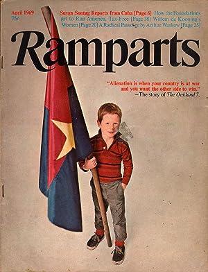 Ramparts Vol 7 No 11: Scheer, Robert, Ed.