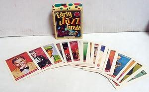 Early Jazz Greats (trading cards): Crumb, Robert