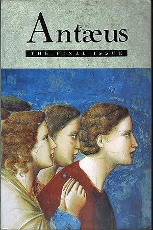 Antaeus 75/76: The Final Issue: Halpern, Daniel, ed.