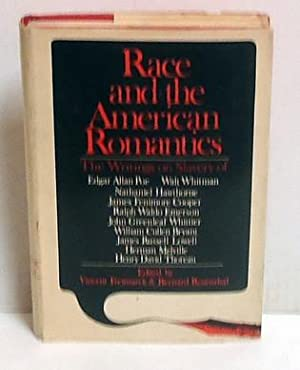 Race and the American Romantics (Sourcebooks in Negro history): Freimark, Vincent and Bernard ...