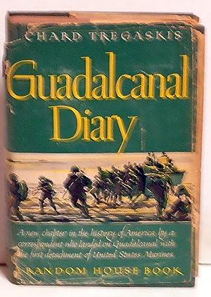 Guadalcanal Diary: Tregaskis, Richard