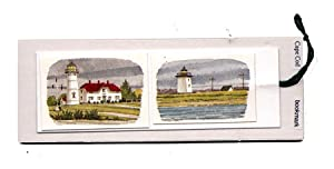 Cape Cod Bookmark: Scott, Patricia