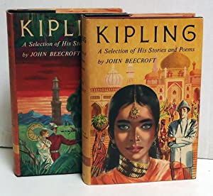 Kipling: A Selection of His Stories and Poems: Kipling, Rudyard; John Beecroft, Ed. 2 Vol.