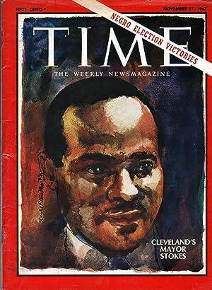 Time Magazine Vol 90 No 20: Feurbringer, Otto, Ed.