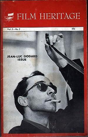 Film Heritage Vol 3 No 3: Macklin, F. Anthony, Ed.