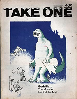 Take One Vol 3 No 7: Lebensold, Peter, Ed.
