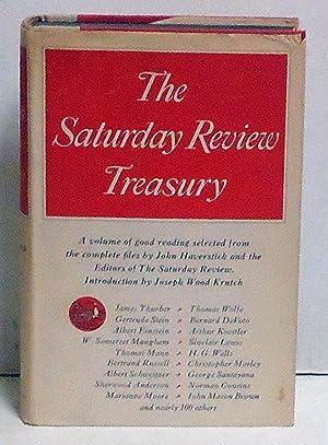The Saturday Review Treasury: Haverstick, John, ed