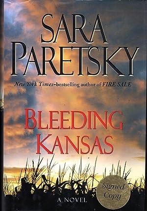 Bleeding Kansas: A Novel: Paretsky, Sara