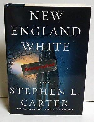 New England White: Carter, Stephen L.