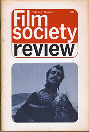 Film Society Review Vol 4 No 7: Chamberlin, Philip, ed