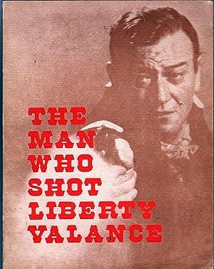 The Man Who Shot Liberty Valance: A Study of John Ford's Film: Warfield, Nancy