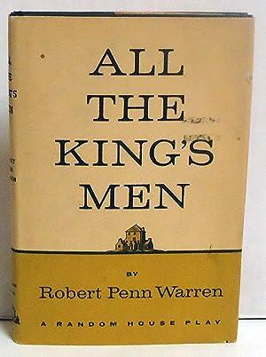All The King's Men: A Random House Play: Warren, Robert Penn