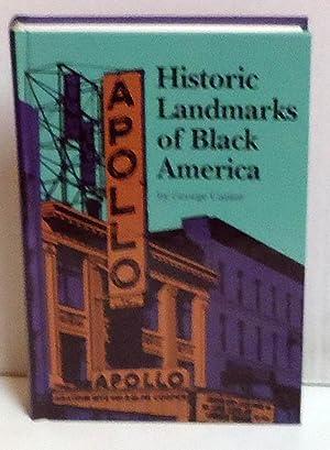 Historic Landmarks of Black America: Cantor, George