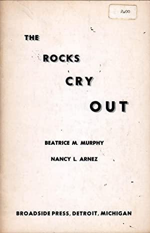 The Rocks Cry Out: Poems: Murphy, Beatrice M., and Nancy L. Arnez