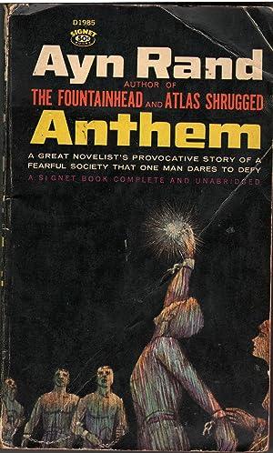 Anthem: Rand, Ayn