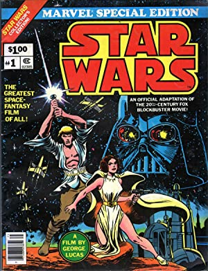 Star Wars: Thomas, Roy (script/editor) and Howard Chaykin/Steve Leialoha (artists)