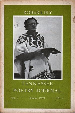 Tennessee Poetry Journal Vol 2 No 2: Mooney, Stephen, ed.